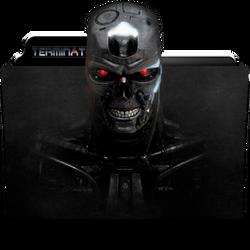 Terminator Collection Folder Icon
