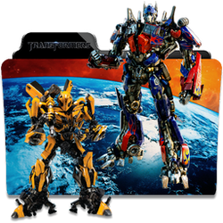 Transformers Collection Folder Icon