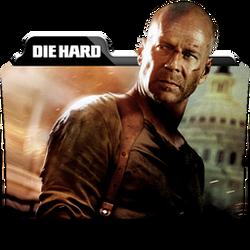 Die Hard Collection Folder Icon