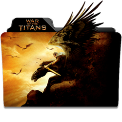 War of the Titans Collection Folder Icon