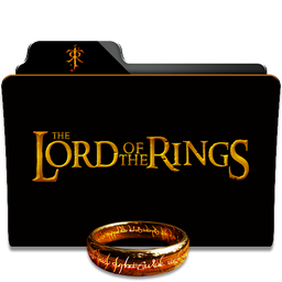 The Lord of the Rings Collection Folder Icon