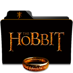 The Hobbit Collection Folder Icon