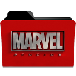 Marvel Collection Folder Icon