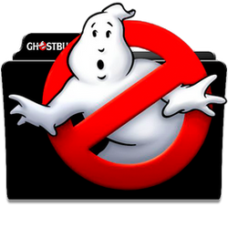 Ghostbusters Collection Folder Icon