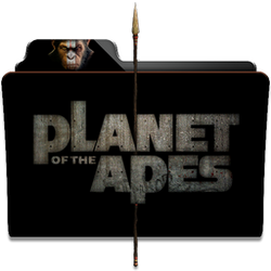Planet of the Apes Collection Folder Icon