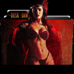 From Dusk Till Dawn Folder Icon by dahlia069