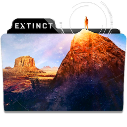Extinct Folder Icon by dahlia069