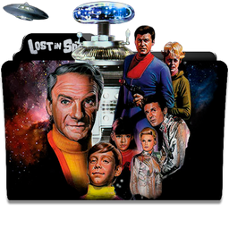 Lost in Space Folder Icon by dahlia069