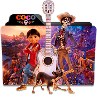 Coco Folder Icon by dahlia069