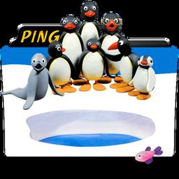 Pingu Folder Icon by dahlia069