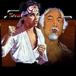 Karate Kid Folder Icon by dahlia069