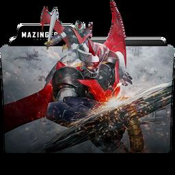 Mazinger Z: Infinity Folder Icon by dahlia069
