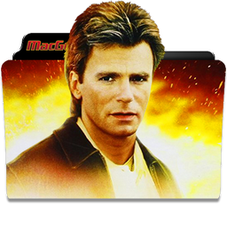 MacGyver Folder Icon by dahlia069