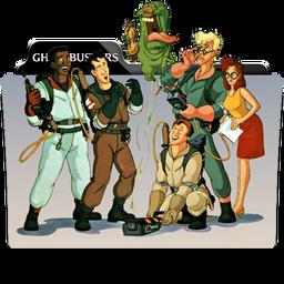 Ghostbusters Folder Icon by dahlia069