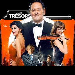 Mes Tresors Folder Icon by dahlia069