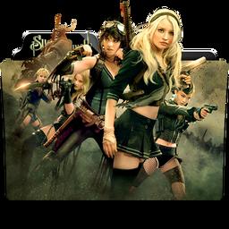 Sucker Punch Folder Icon by dahlia069