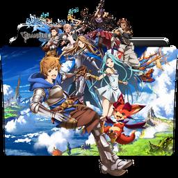 Granblue Fantasy Folder Icon by dahlia069