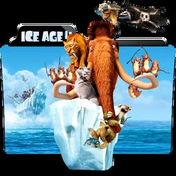 Ice Age 4 Continental Drift Folder Icon by dahlia069