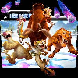 Ice Age 5 Collision Course Folder Icon by dahlia069
