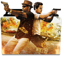 2 Guns Folder Icon by dahlia069