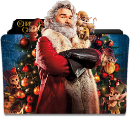 The Christmas Chronicles Folder Icon by