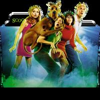 Scooby-Doo Folder Icon by dahlia069