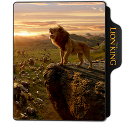 The Lion King Folder Icon By Dahlia069 On Deviantart