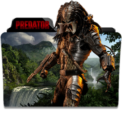 Predator Collection Folder Icon by dahlia069