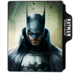 Batman: Gotham by Gaslight Folder Icon by dahlia069