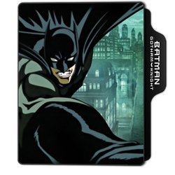 Batman: Gotham Knight Folder Icon by dahlia069