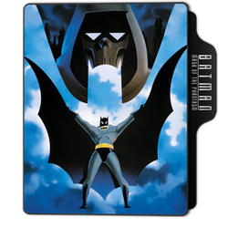 Batman: Mask of the Phantasm Folder Icon by dahlia069