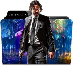John Wick Collection Folder Icon by dahlia069