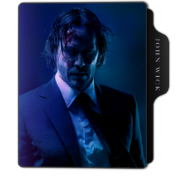 John Wick Folder Icon by dahlia069