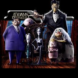 The Addams Family Folder Icon By Dahlia069 On Deviantart