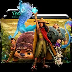 Raya and the Last Dragon Folder Icon