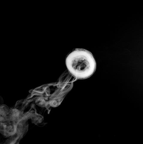 Image Gallery neon smoke rings
