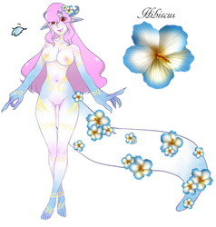 My Floreen {Hibiscus} by Blazeycrazy