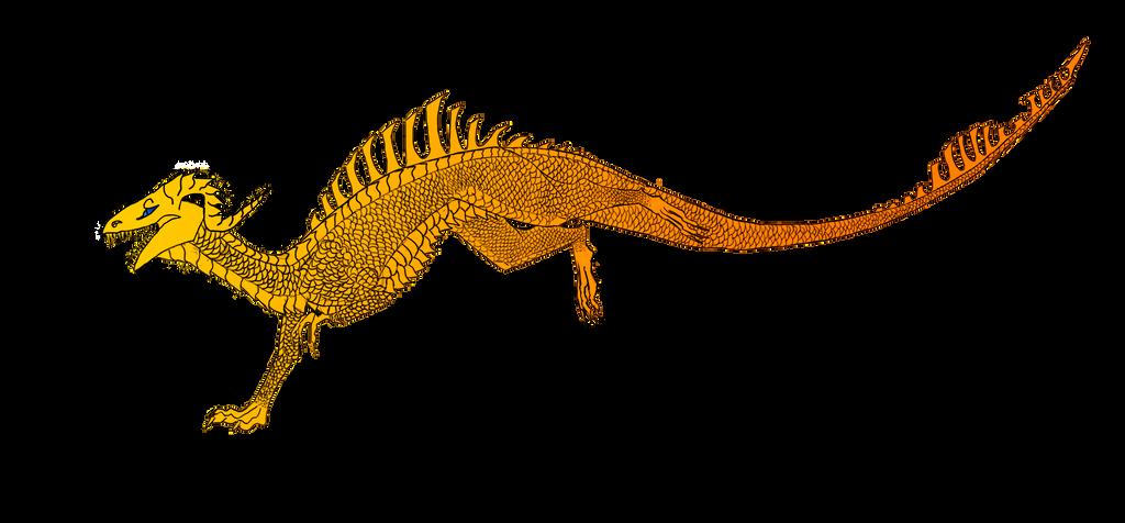 Bone Dragon by Sierradragon1