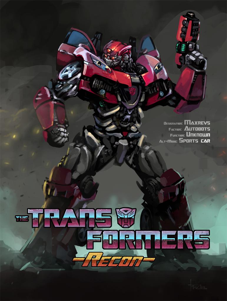 Transformers Recon - Maxrevs by huzba