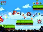 Kitten Getaway gameplay mockup
