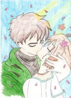 Your my only love by emeraldsakura711