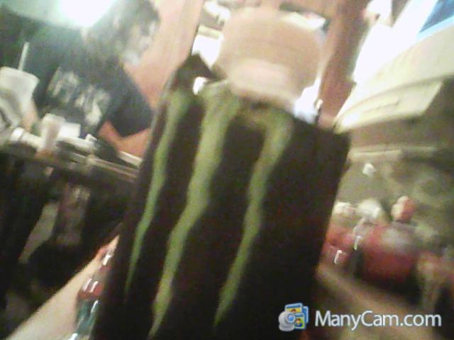 MONSTER Energy Bottle by brony4all