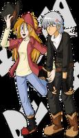 Miyoko and Vaughn
