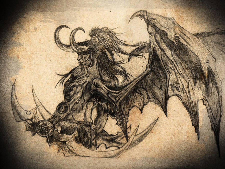 Illidan by totalserenity1