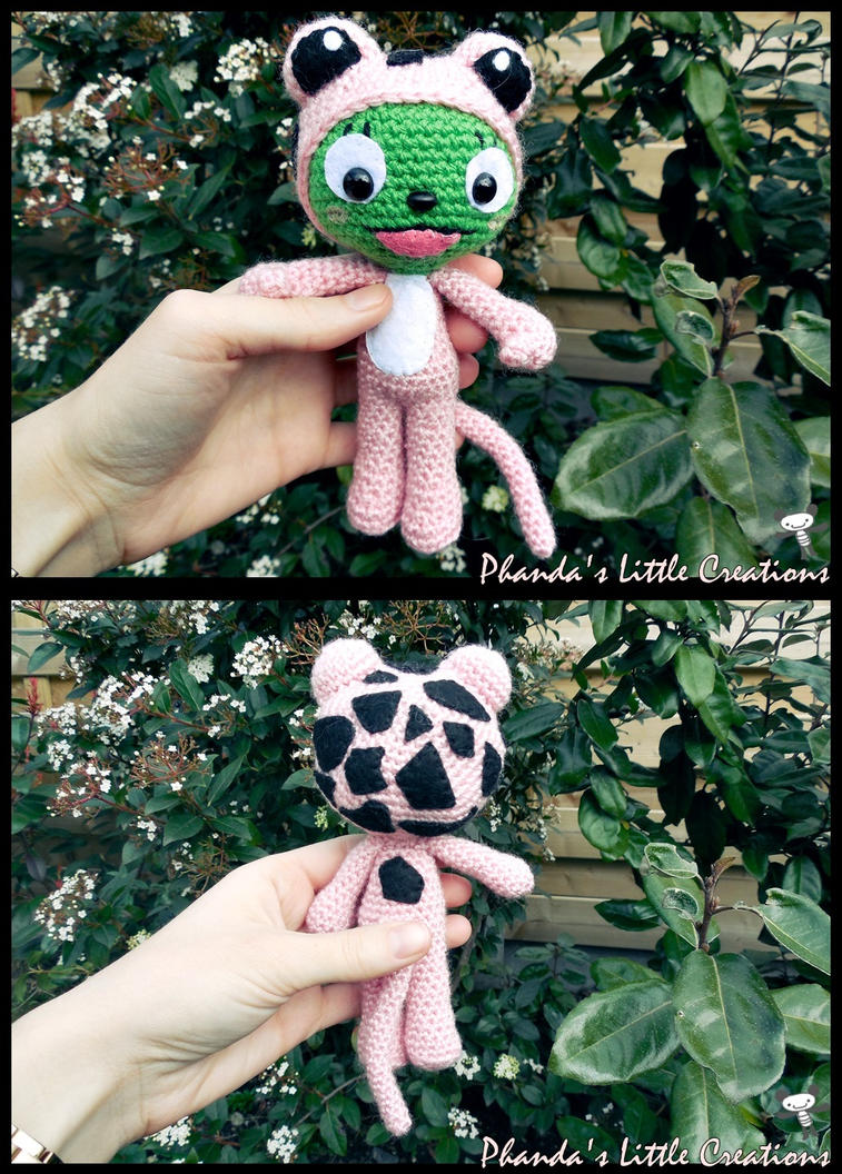 Frosch Fairy Tail Plush www.galleryhip.com - The Hippest ...