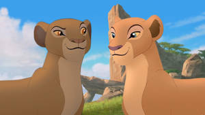 The Lion Guard - Sarabi and Sarafina by Yaseii