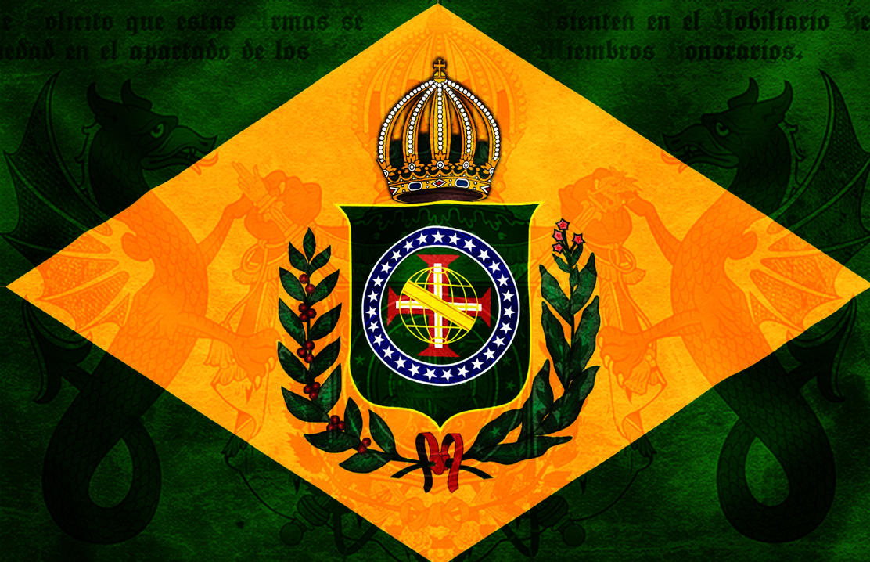 BandeiradoImperiodoBrasil by lucaswaffen