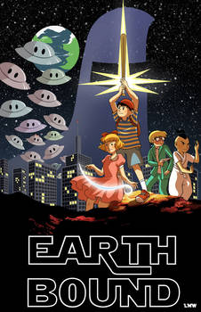 Earthbound Mother by peachamy435777 on DeviantArt
