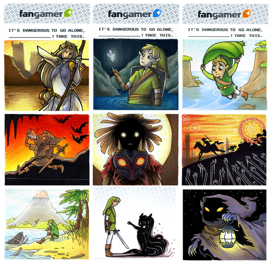 Zelda Slip Highlights by lauramw