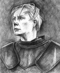 Brienne of Tarth - FanArt